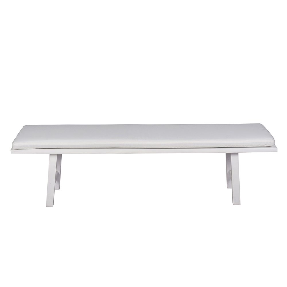 Tremendous White Bench Bali Event Hire Pdpeps Interior Chair Design Pdpepsorg